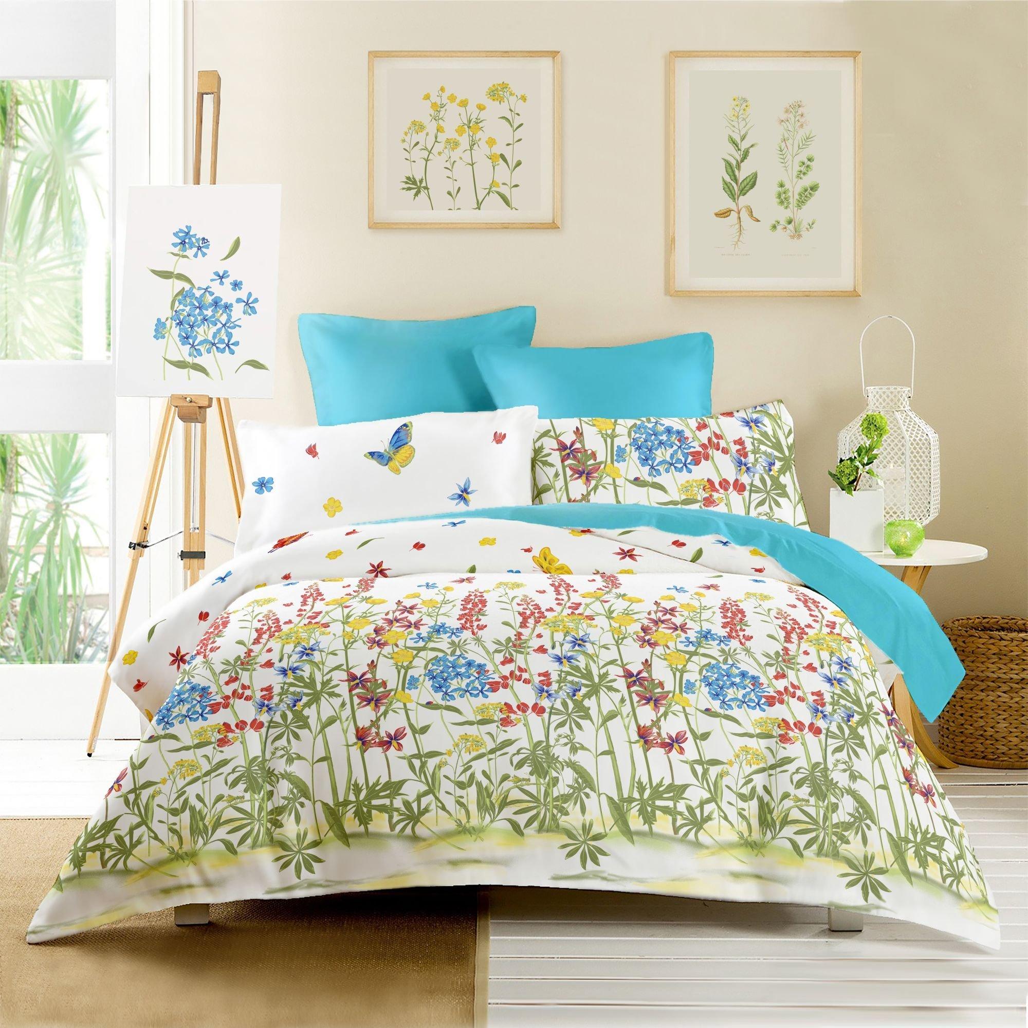 lenjerie de pat creponată