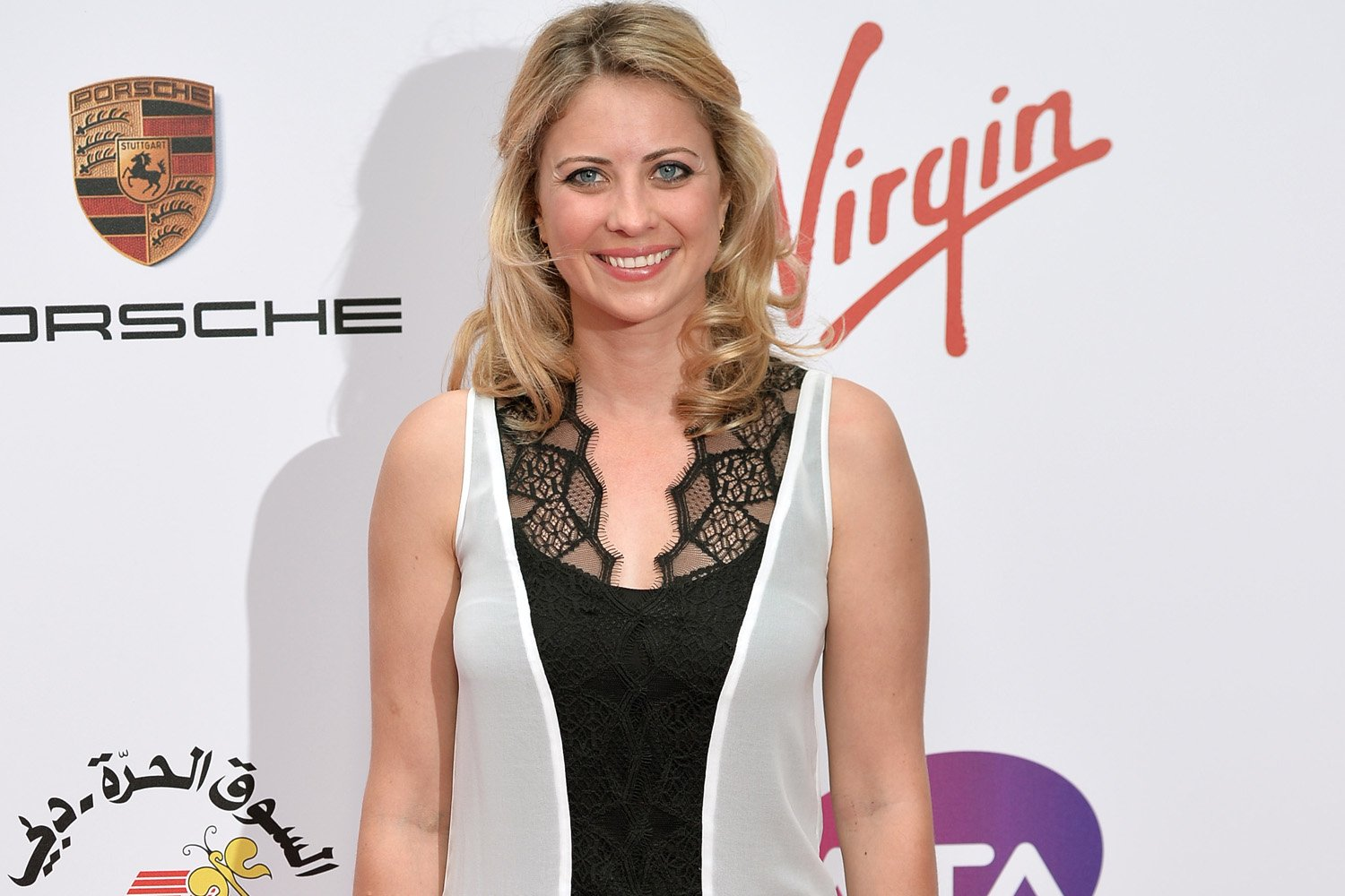 Holly Branson attending the WTA Pre-Wimbledon Party at The Roof Gardens, Kensington, London. PRESS ASSOCIATION Photo. Picture date: Thursday June 19, 2014. Photo credit should read: Anthony Devlin/PA Wire