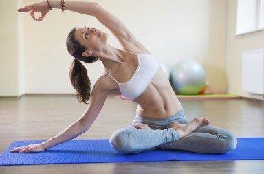 exercitii yoga
