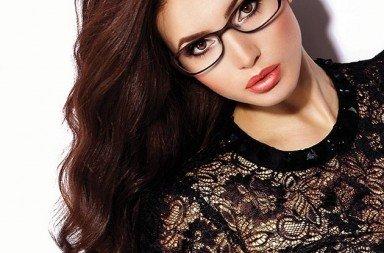 machiaj ochelari