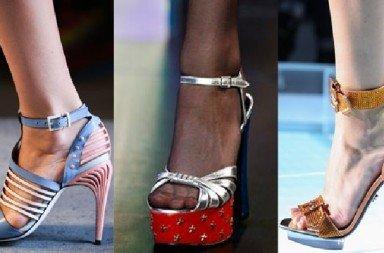 tipuri de sandale vara