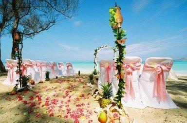 nunta la plaja