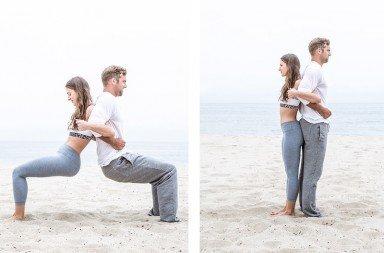 yoga pentru cuplu