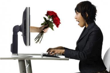 relatii pe internet