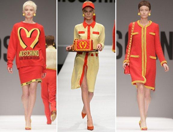 moschino fashion