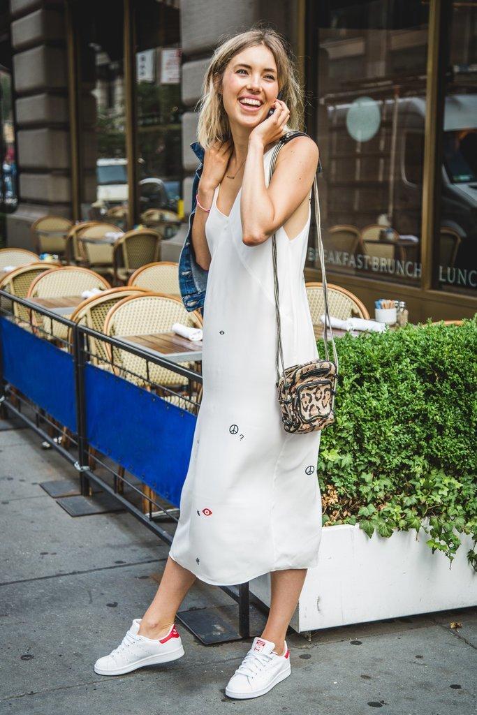 adidasi cu rochie