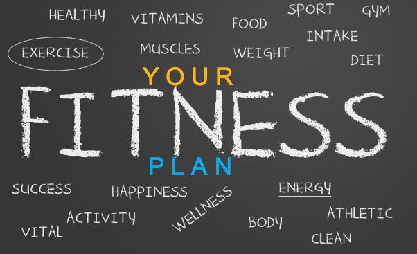 Pași pentru realizarea unui program de exerciții fitness