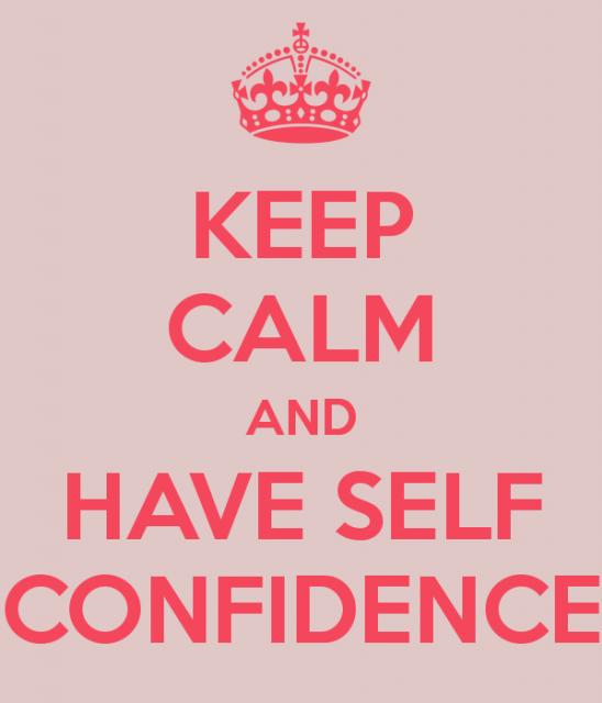 incredere de sine