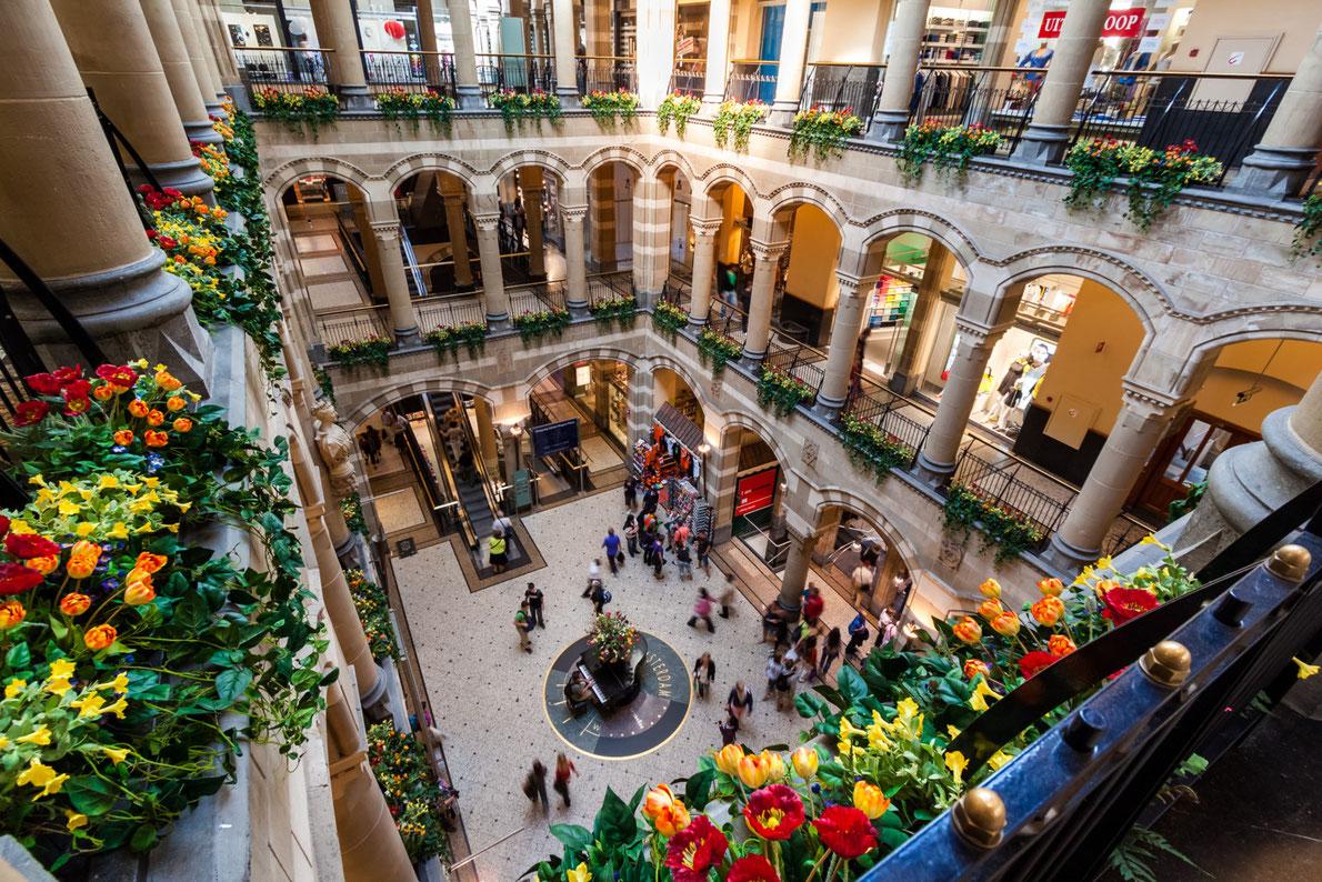 orase europene pentru shopping