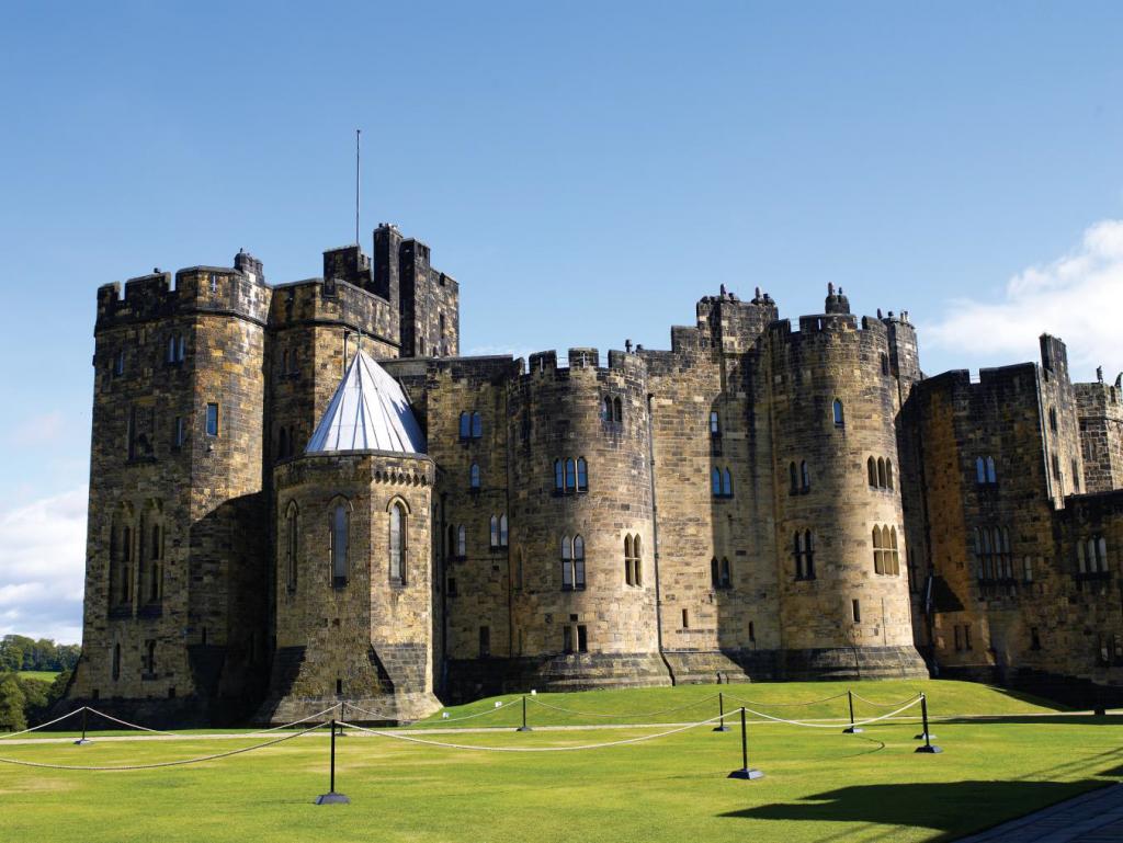 castelul alnwick