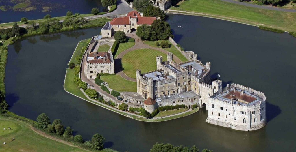 castelul leeds
