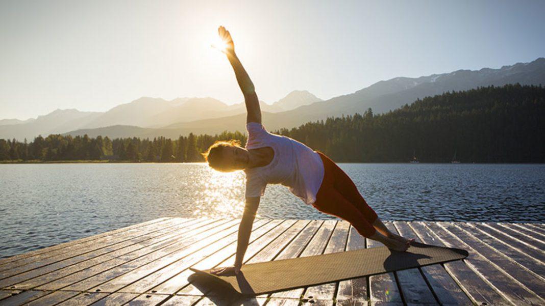 yoga de dimineata